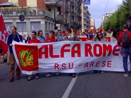 Manifestazione Fiat, sabato 16 maggio_8