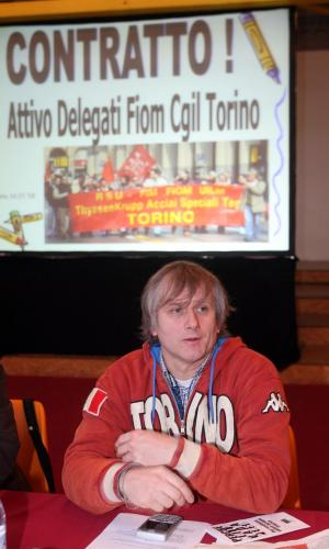 "Airaudo: ""Torino teme la povert�"""