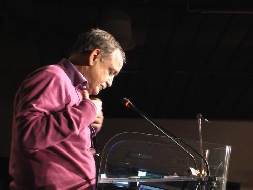 Gianni Rinaldini, segretario generale Fiom-Cgil