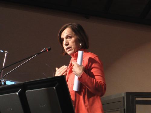 Elsa Fornero, vicepresidente compagnia di Sanpaolo
