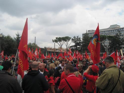 Manifestazione nazionale Fiom-Cgil, Roma, 16 ottobre_3