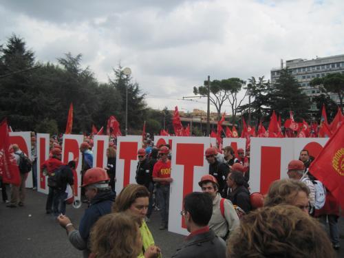 Manifestazione nazionale Fiom-Cgil, Roma, 16 ottobre_4