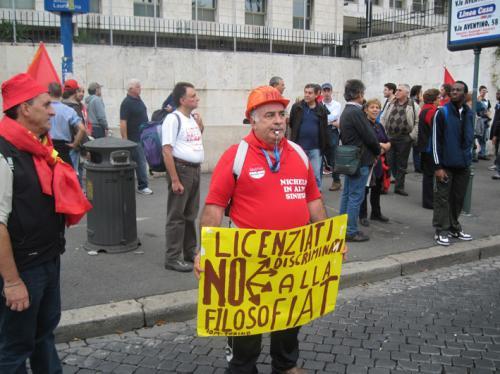 Manifestazione nazionale Fiom-Cgil, Roma, 16 ottobre_6