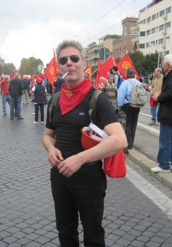 Manifestazione nazionale Fiom-Cgil, Roma, 16 ottobre_7