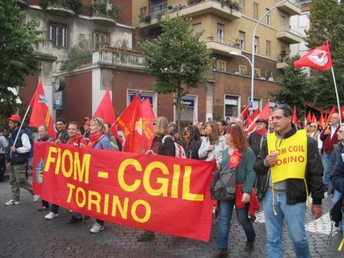 Manifestazione nazionale Fiom-Cgil, Roma, 16 ottobre_13