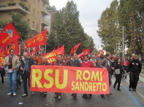 Manifestazione nazionale Fiom-Cgil, Roma, 16 ottobre_14