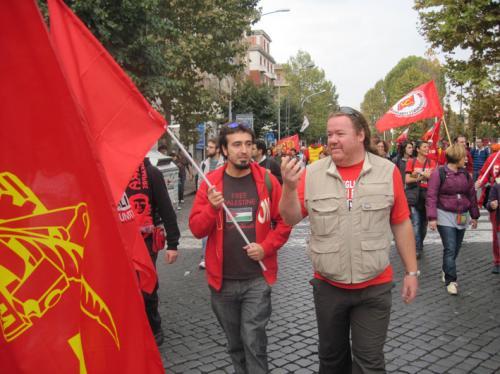 Manifestazione nazionale Fiom-Cgil, Roma, 16 ottobre_17