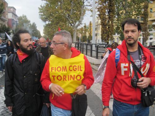 Manifestazione nazionale Fiom-Cgil, Roma, 16 ottobre_16