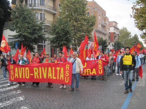 Manifestazione nazionale Fiom-Cgil, Roma, 16 ottobre_18