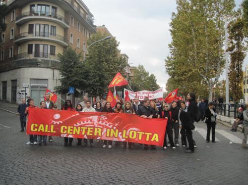 Manifestazione nazionale Fiom-Cgil, Roma, 16 ottobre_19