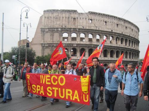 Manifestazione nazionale Fiom-Cgil, Roma, 16 ottobre_20