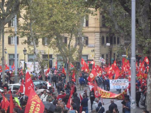 Manifestazione nazionale Fiom-Cgil, Roma, 16 ottobre_22