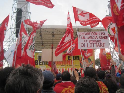 Manifestazione nazionale Fiom-Cgil, Roma, 16 ottobre_24