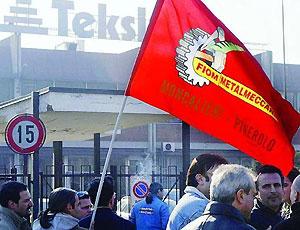 TEKSID - La Fiat non paga l'anticipo della cassa in deroga